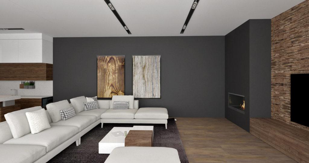 Obývačka- neutrálna a priestranná