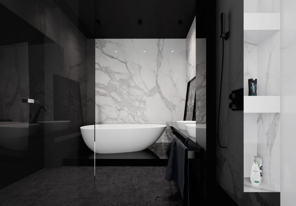 Kúpelňa- samostojaca vaňa