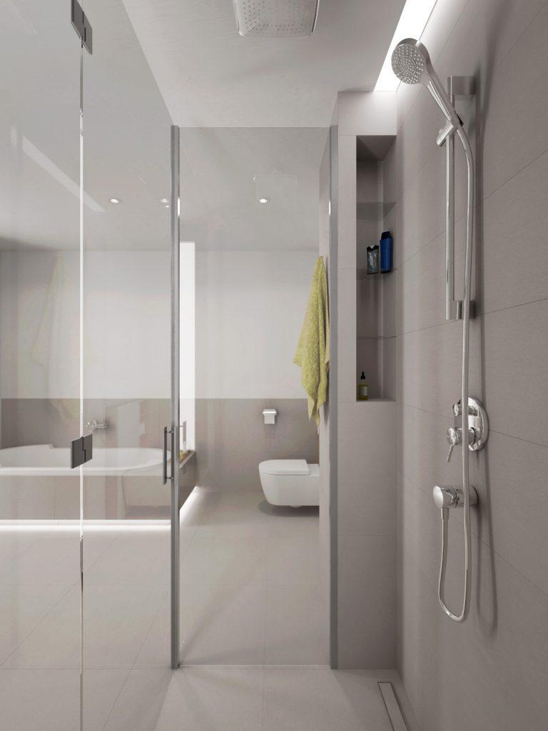 Kúpelňa- nika na šampony