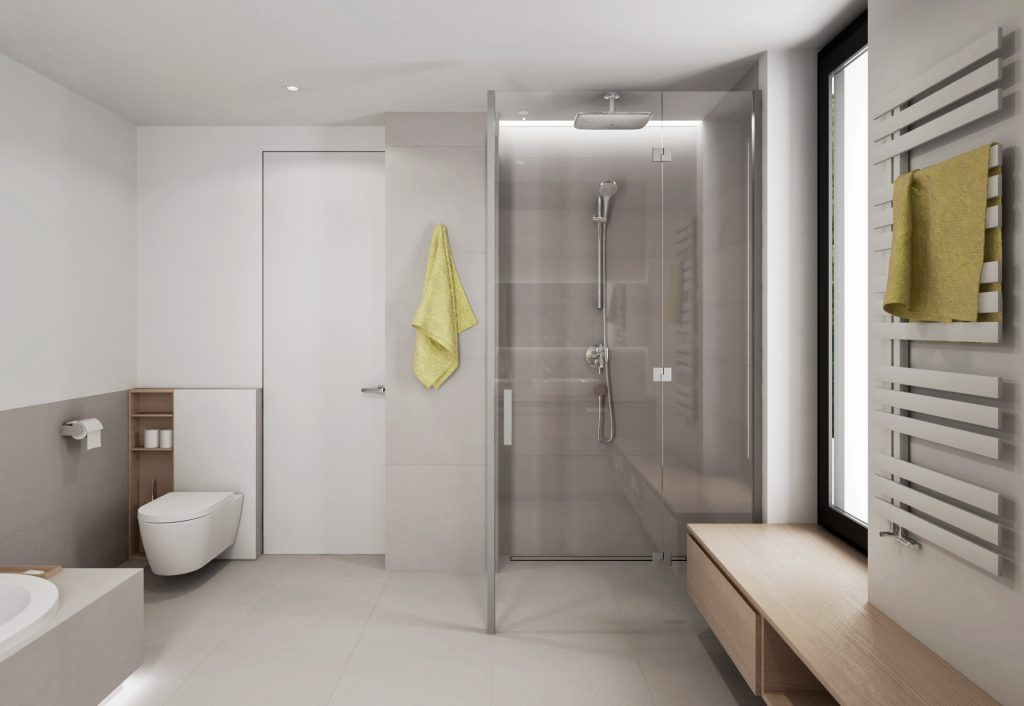 Moderné riešenie kúpelne