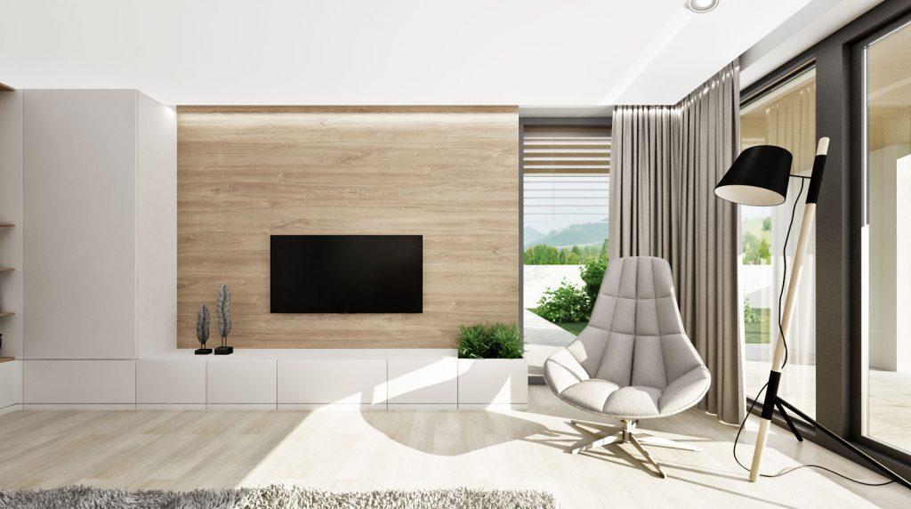 9e4bd21faac8c Moderný doplnok pre interiér bytu – závesy a záclony - Nedinterier