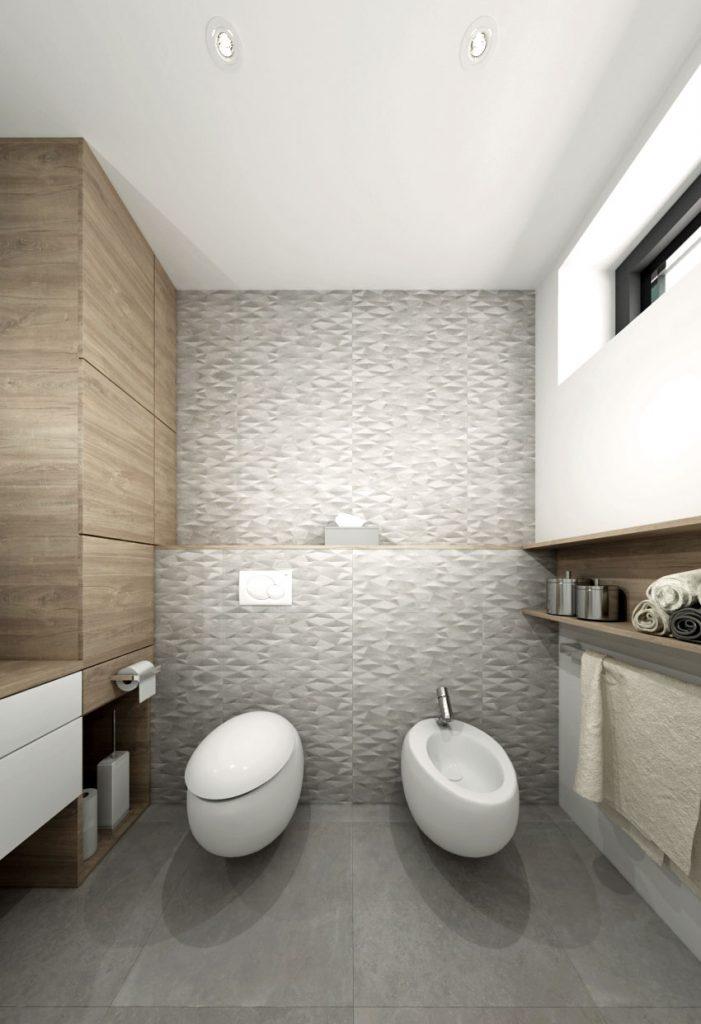 Živá a priestranná toaleta