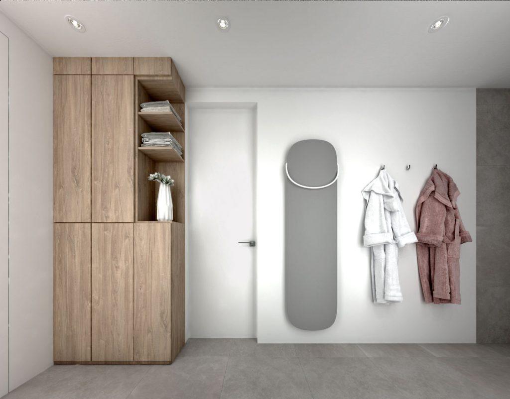 Úložný priestor v kúpelni